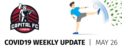 May 26th – Weekly Update from Collin Box, Executive Director