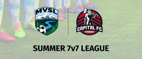 MVSL and CFC Partner for Summer 7v7 League