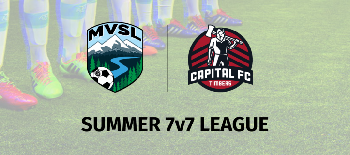 MVSL and CFC Partner for Summer 7v7 League