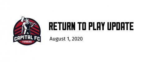 Meeting Recap and Presentation Links – Return to Play Update 8.1