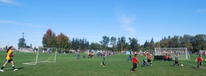 Fall Soccer Registration is now OPEN!!