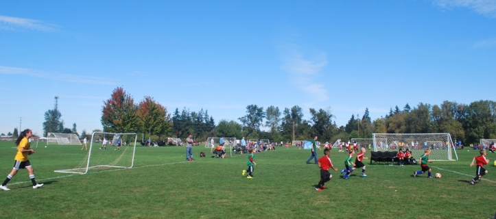 Fall Soccer Registration is now OPEN!!