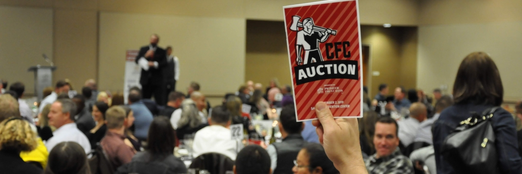 Capital FC Timbers has a ball, sets records in 9th Annual Auction