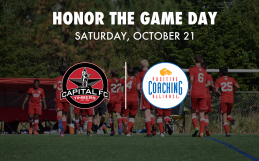 Honor the Game Day- this Saturday, October 21st