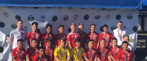 U17 Boys Win 4-2 to Become State Champions