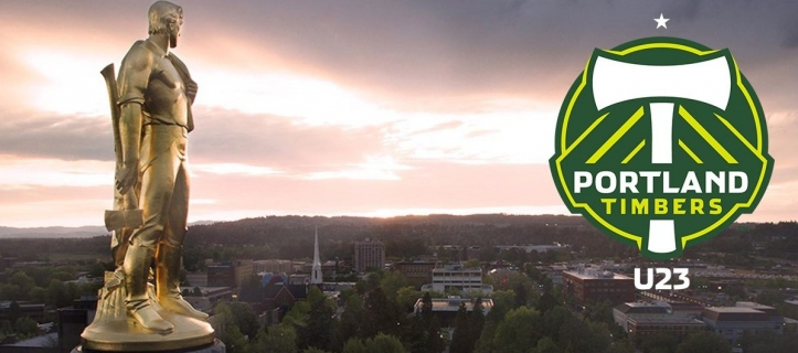 PORTLAND TIMBERS, CAPITAL FC TIMBERS JOIN FORCES