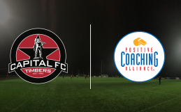 Capital FC Timbers Partners with Positive Coaching Alliance to Benefit Youth Athletes