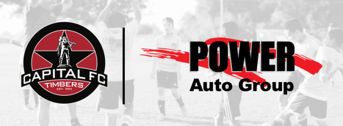 Capital FC Announce Power Auto Group as Jersey Sponsor for 2018-20 Competitive Programs