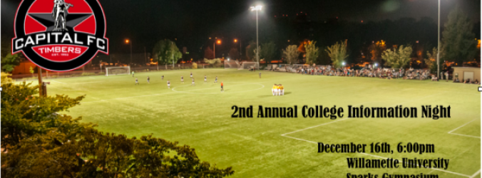 2nd Annual College Information Night