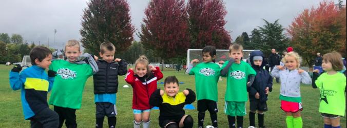Fall Soccer Registration is Now OPEN!