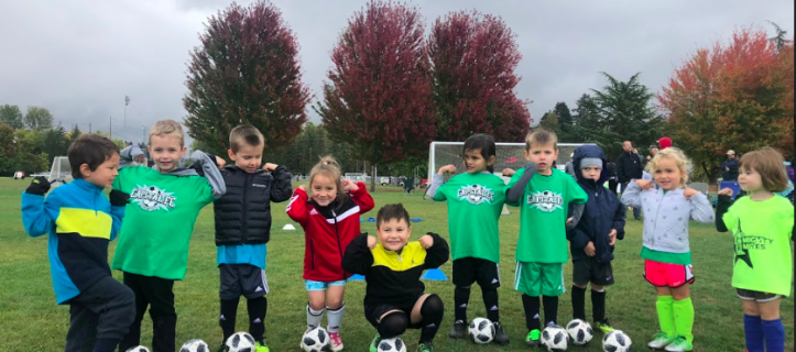 Spring Soccer Registration is Now OPEN!