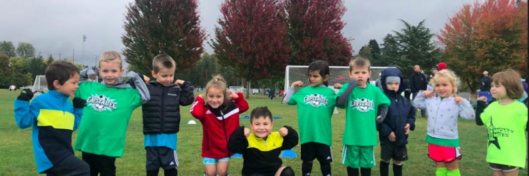 Spring Soccer Registration is Now OPEN!