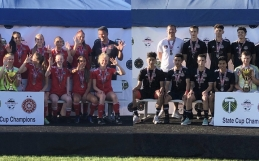 CAPITAL FC TIMBERS GO 100% IN STATE CUP FINAL