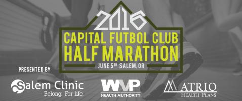 Capital FC to host 3rd Annual Half-Marathon