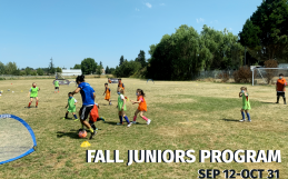Fall 2020 Juniors and Mighty Mites Programs