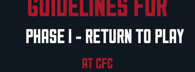 Club Presentation Links on CFC Return to Play